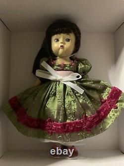 Silk Rose Wendykin Wood Moveable Doll Mint in Box RETIRED 2005 Alexander 40795