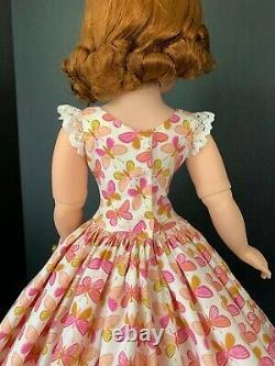 Sun Dress Custom Made for Vintage 20 Madame Alexander Cissy Doll
