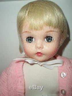 Teacher's Pet Kelly #29760 by Madame Alexander 14 Vinyl Doll