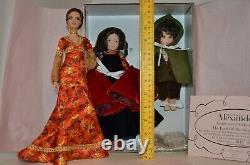 The Lord Of The Rings Madame Alexander FAO Exclusive Doll set NEW 2004 Limited