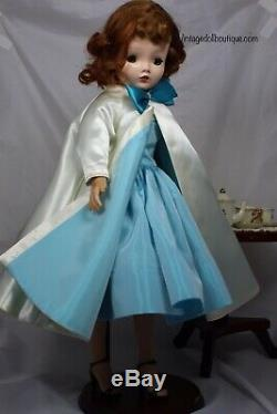 Theatre Opera Dress And Coat for 20 21 Cissy Madame Alexander doll