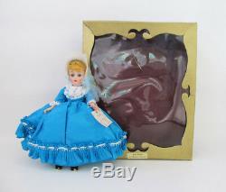 Vintage 1968 Madame Alexander 10 Cissette Portrait BK MELINDA Doll Box & Tag
