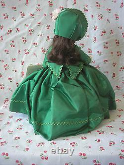 Vintage 1976 Madame Alexander Scarlett Doll #1385- Mint in Box
