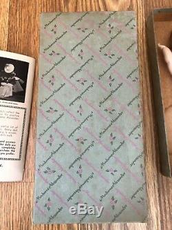 Vintage Madame Alexander 1955 Alexander-kins Mint in Box