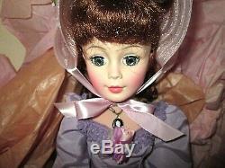 Vintage Madame Alexander Agatha 21 Vinyl Doll NIB