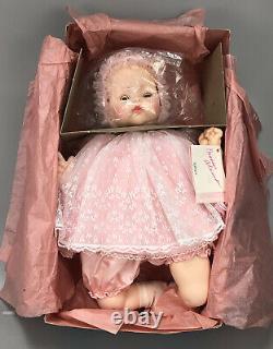 Vintage Madame Alexander Kitten Baby Doll Pink Dress 5310 BRAND NEW In Box