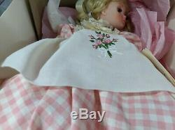 Vintage Madame Alexander Little Women Amy 18500 Doll with Tag and Box RARE NIB