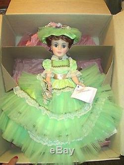 Vintage Madame Alexander Morisot 21 Vinyl Doll NIB Complete