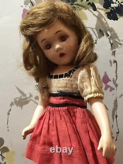Vintage Wendy Ann 14 Doll Madame Alexander New York