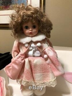 Vintage madame alexander doll kelly snowflake NIB 20