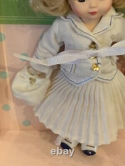 WICKED MADAME ALEXANDER doll-Glinda First Day at Shiz-new in box