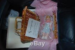 Wendy Loves Learning To Sew 8'' Doll with Sewing Basket & Accessories NRFB