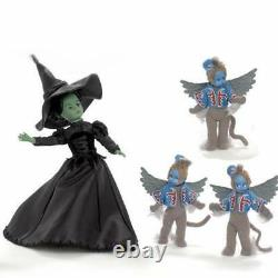 Wicked Witch and The Winged Monkeys by Madame Alexander