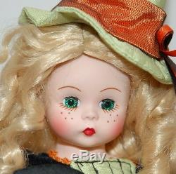 Witchy Wendy and Her Quirky Cat Pretty 8 Doll By Madame Alexander